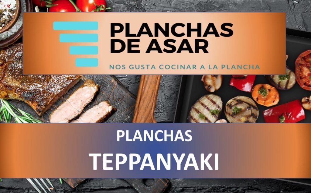 mejores planchas teppanyaki